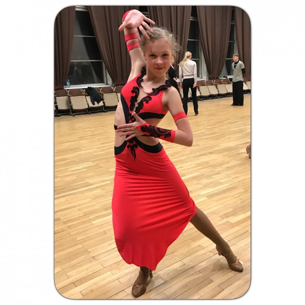 Сшить юбку для танцев стандарт фото 61